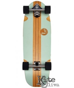 Surfskate Gussie CLASSIC 31″  by Slide Surf Skateboards.